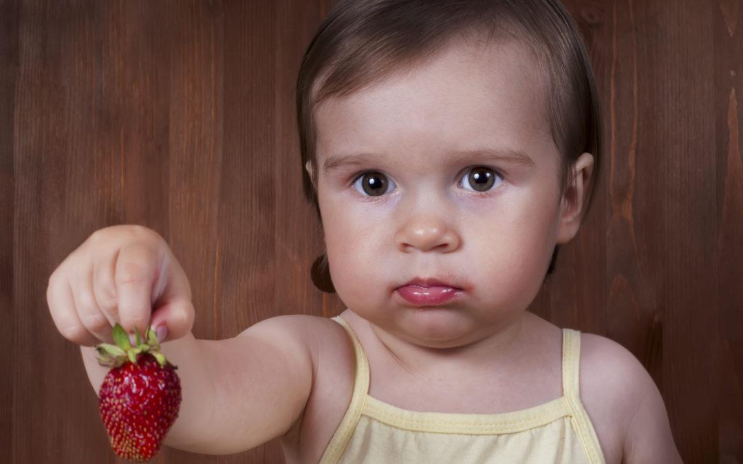 Alergias mas comunes en niños